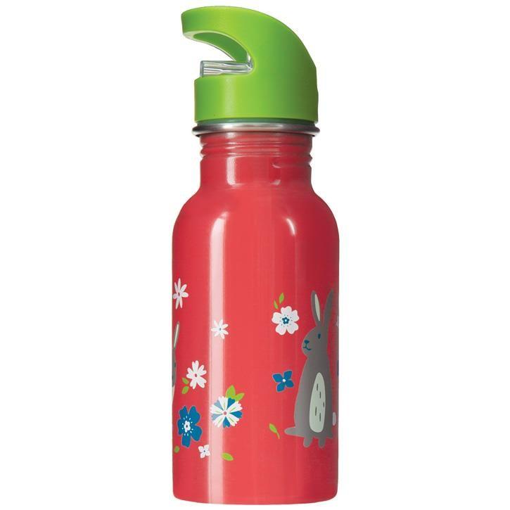 Frugi Splish Splash ST-Shirtl Bottle  Watermelon/Bunny Onesize