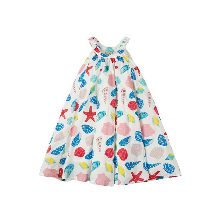 Frugi Tabitha Trapeze Dress Beachcombing