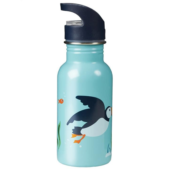 Frugi The National Trust Splish Splash Flasche onesize Puffin