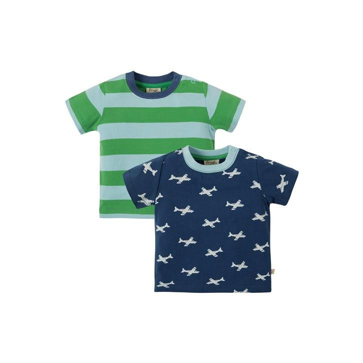 Frugi Tresco T-shirts Take Off