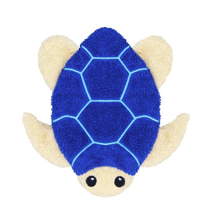 Fürnis BIO Meeresschildkröte Mathilda klein Kinderwaschlappen