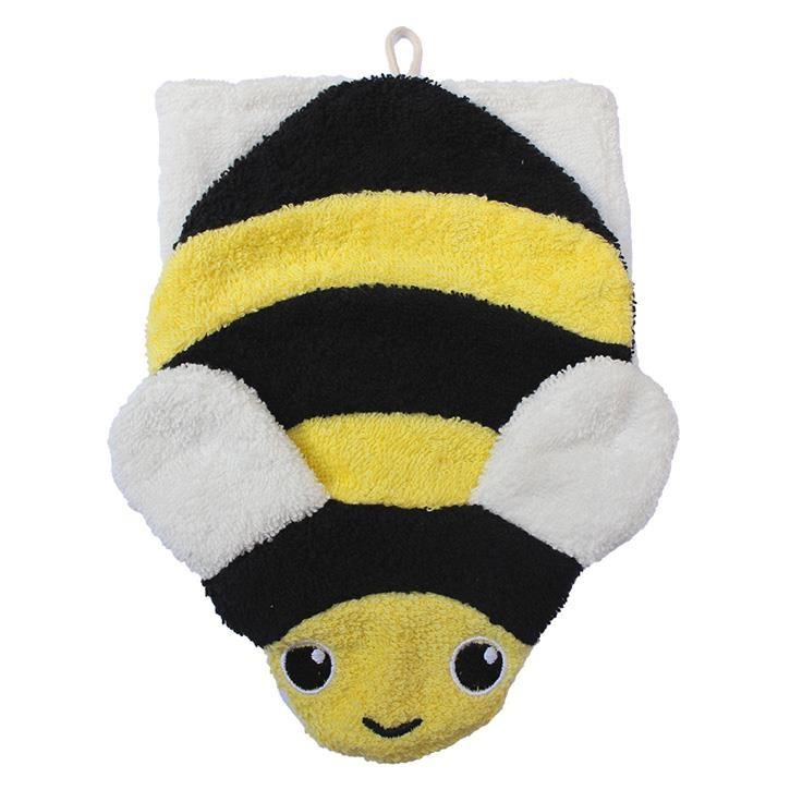 Fürnis BIO Waschlappen Biene