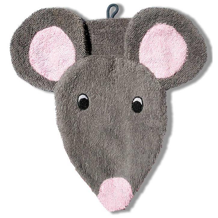 Fürnis BIO Waschlappen Maus