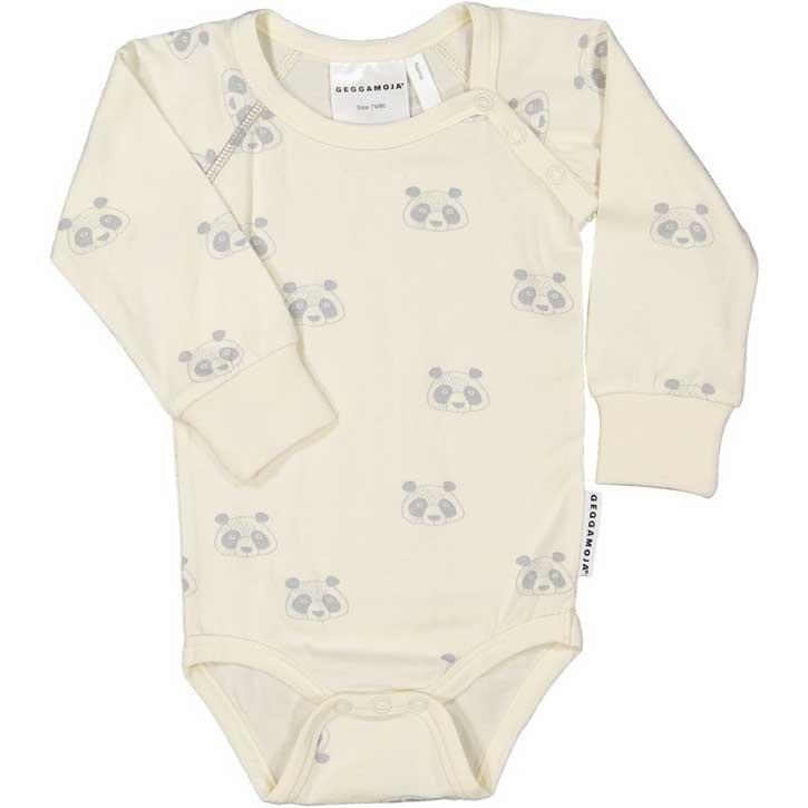 Geggamoja Baby Body Panda