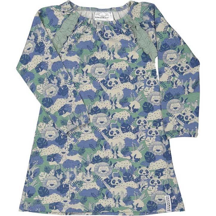 Geggamoja Singoalla Kleid Jungle