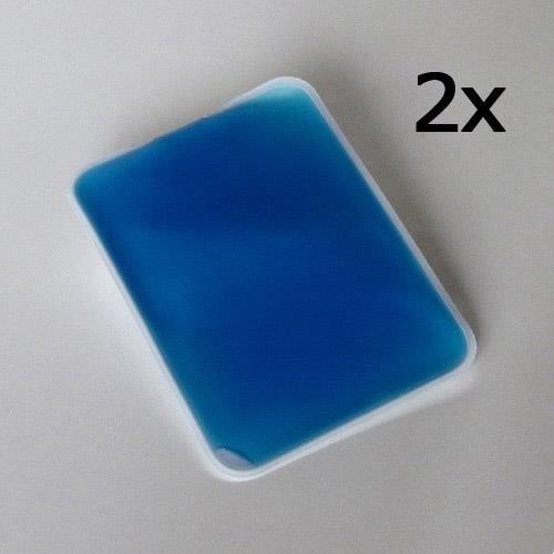Gelpack zum Kühlen, 2 Stück / Sparpreis