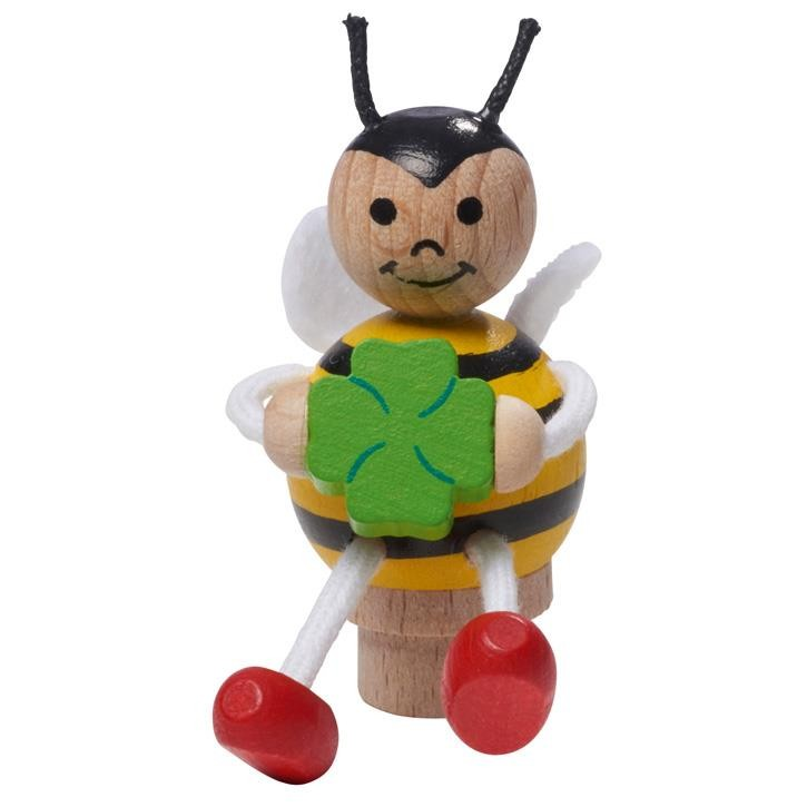 Glückskäfer 522923 Geburtstags-Stecker Biene