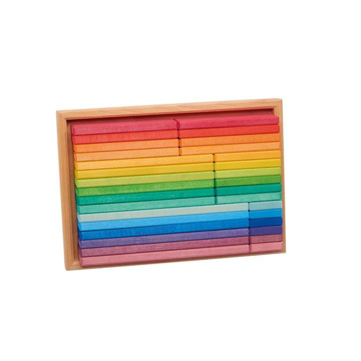 Glückskäfer 523299 Baukasten Regenbogen klein