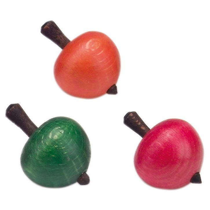 Glückskäfer 525099 Apfelkreisel klein, 3 Farben