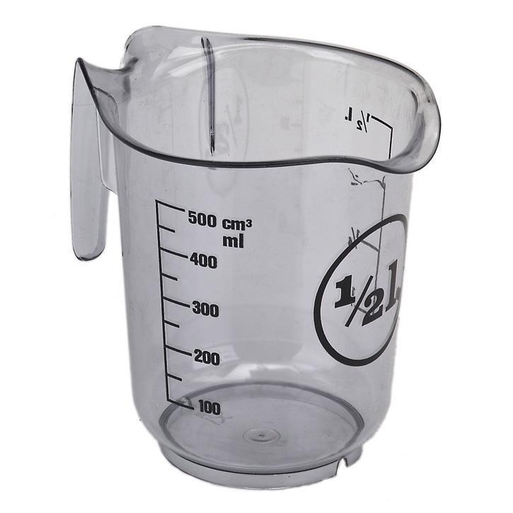 Glückskäfer 530090 Messbecher 0,5 Liter