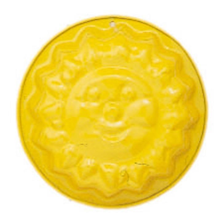 Glückskäfer 535023 Relief-Sandform Sonne, gelb