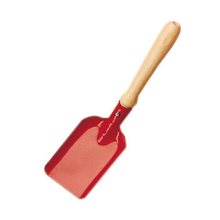 Glückskäfer 535204 Schäufelchen eckig 25 cm rot