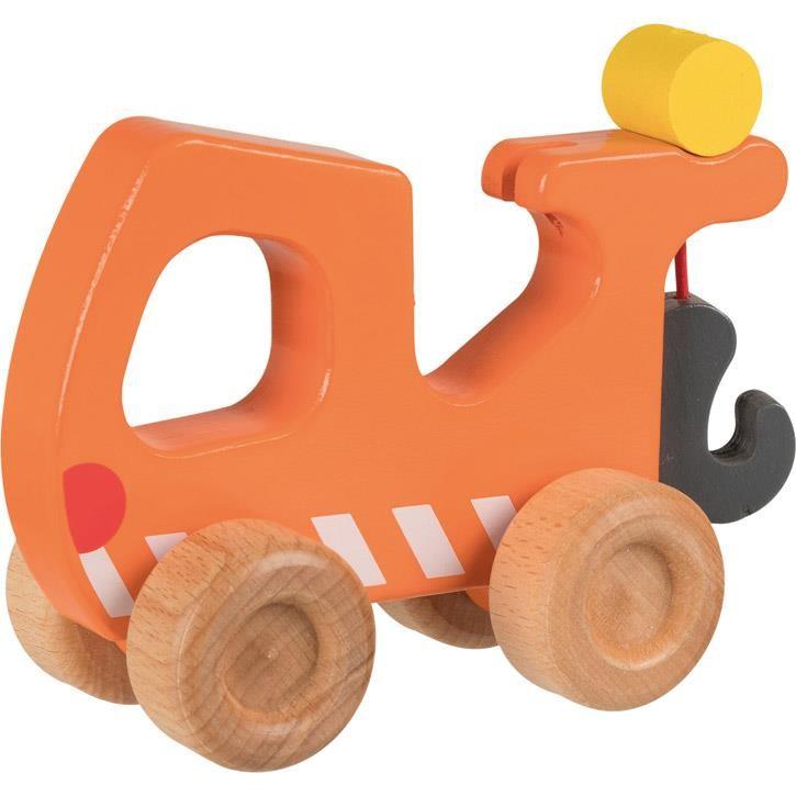 Goki Abschleppwagen 55884 2+ Holz