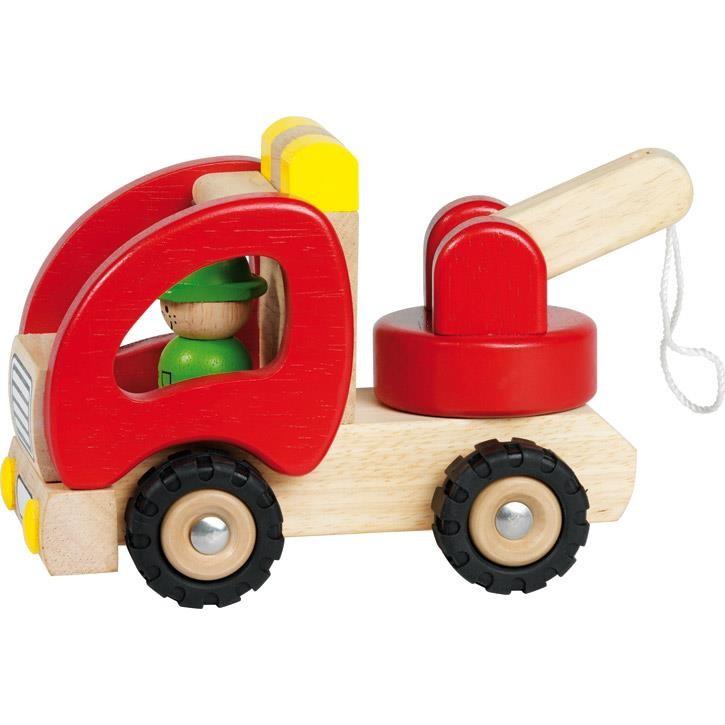 Goki Abschleppwagen 55965 2+ Holz