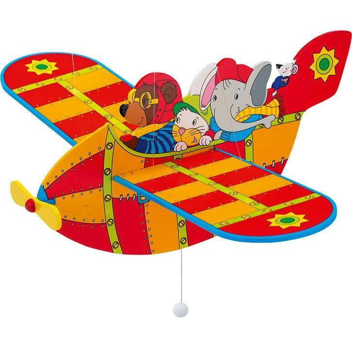 Goki Animal Airlines, Schwingfigur GK128 0+ Holz