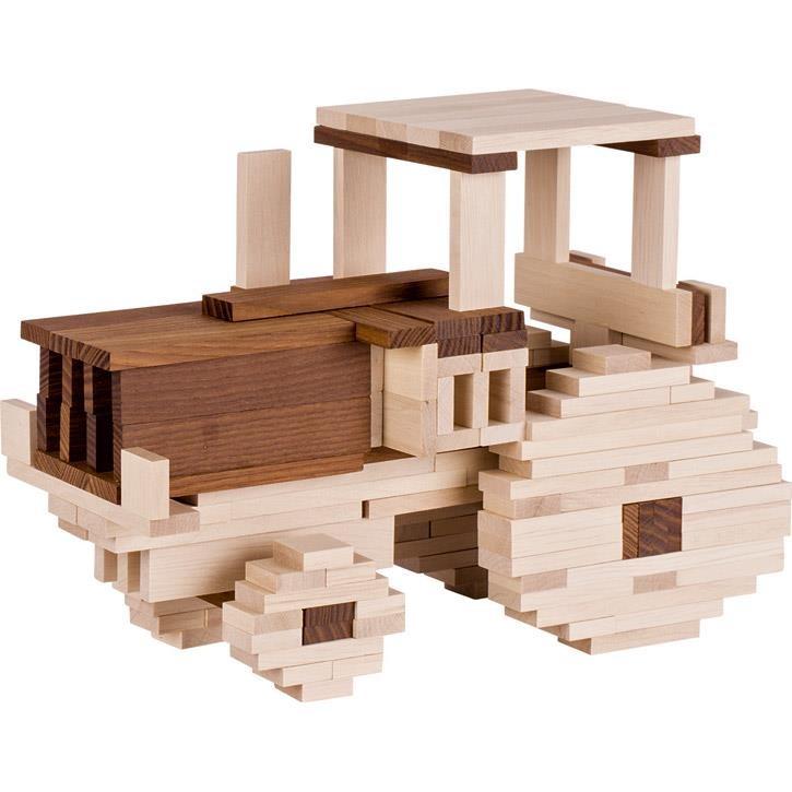 Goki Bausteine II, goki nature 58532 3+ Holz