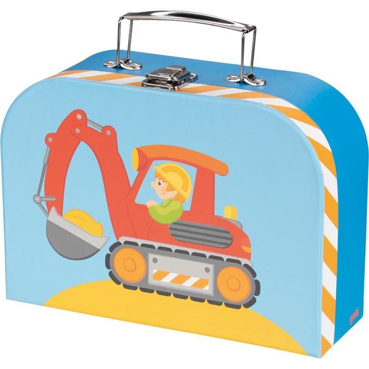 Goki Bausteine im Koffer 58446 2+ Holz