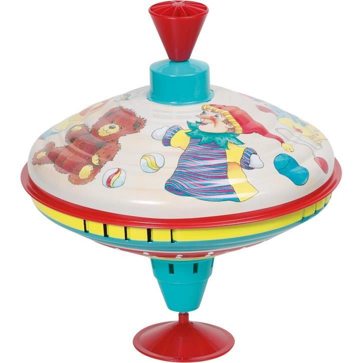 Goki Brummkreisel Spielzeug 53035 1+ Metall, Kunststoff