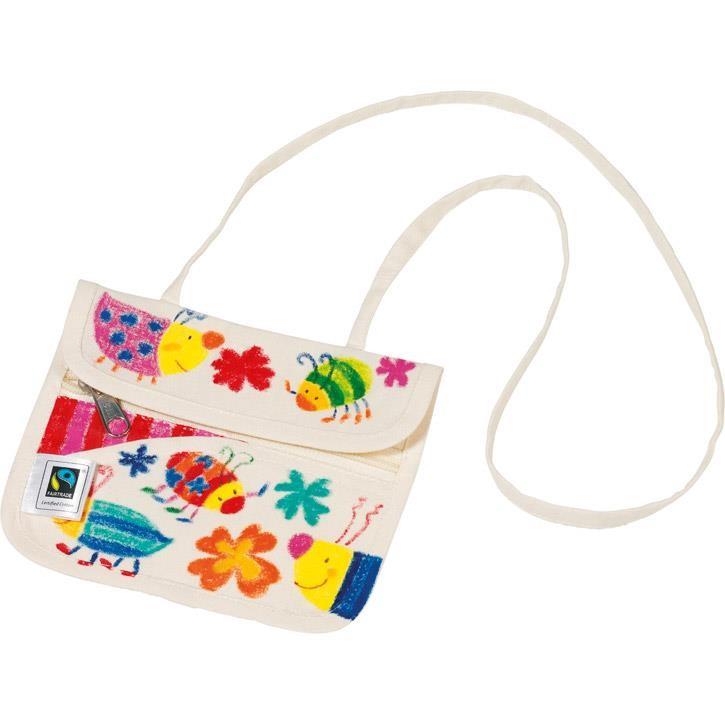 Goki Brustbeutel, Fair Trade 58637 3+ Textil
