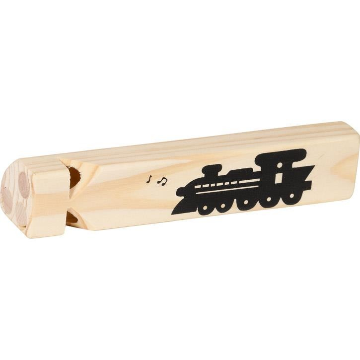 Goki Dreiklang-Lokflöte UC007 0+ Holz