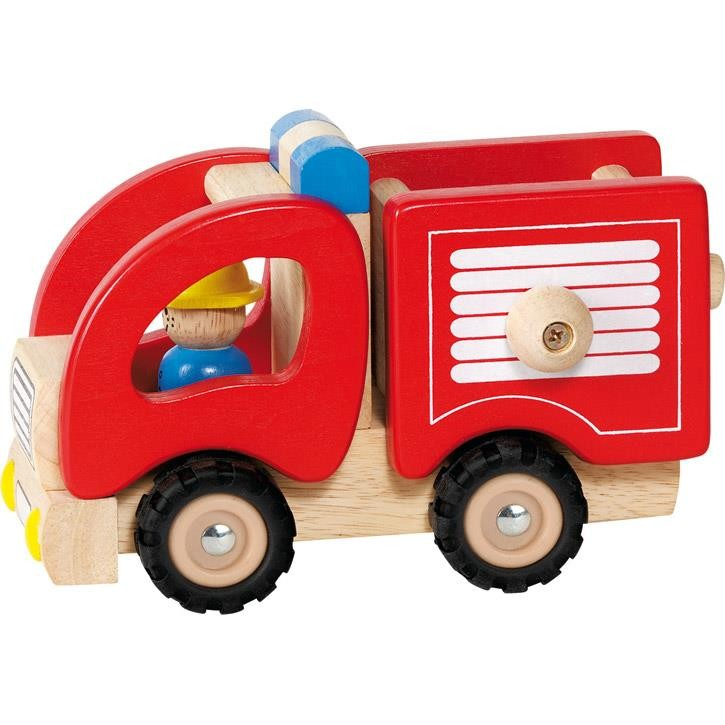 Goki Feuerwehr 55927 2+ Holz