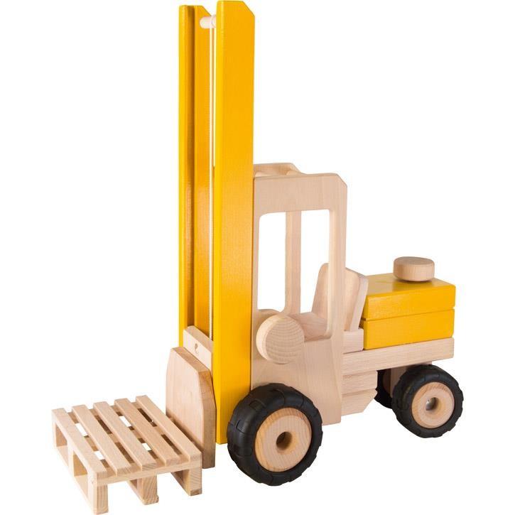 Goki Gabelstapler 55938 3+ Holz