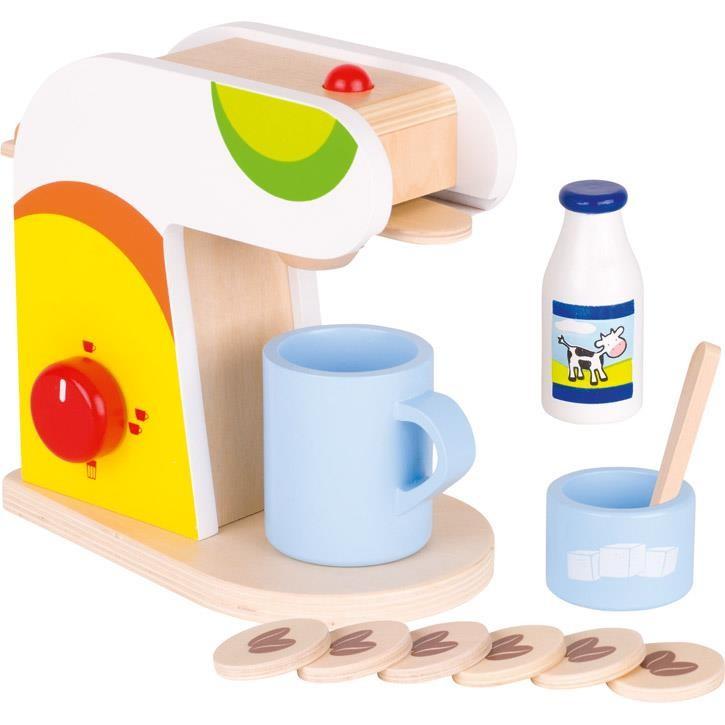 Goki Kaffeemaschine 51585 3+ Holz