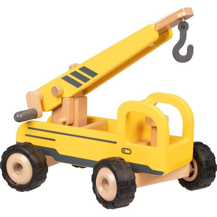 Goki Kranwagen 55897 3+ Holz
