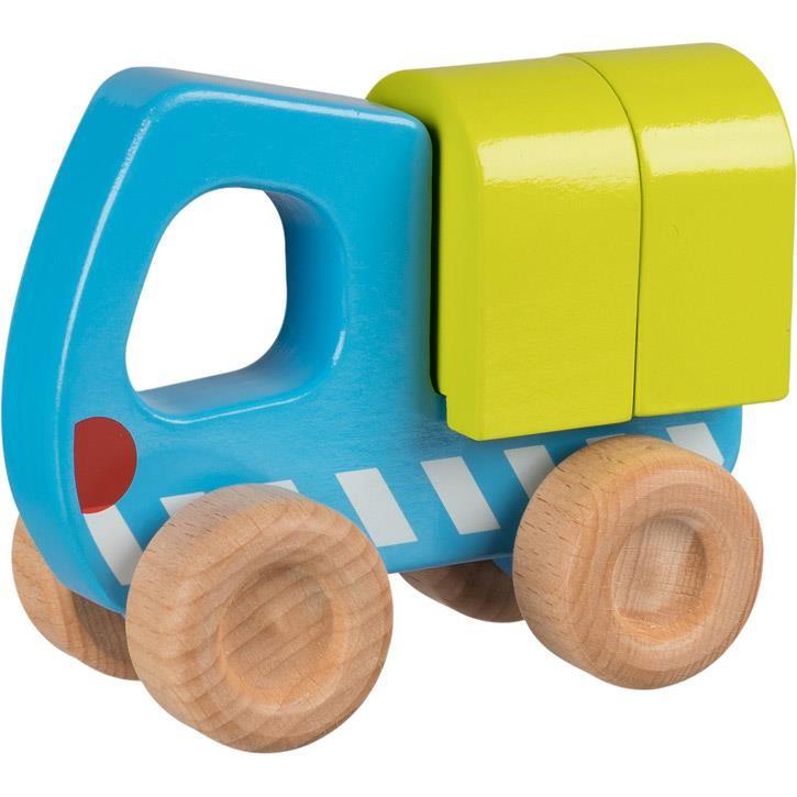 Goki Lastwagen 55885 2+ Holz