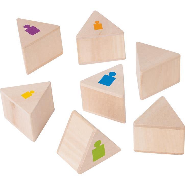Goki Memospiel Gewichte 56684 3+ Holz