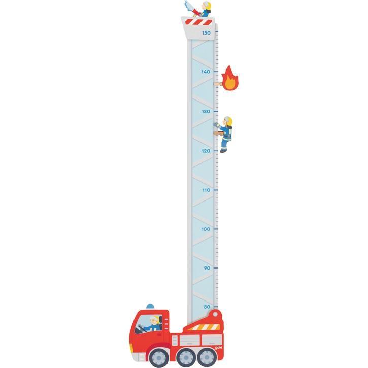 Goki Messlatte Feuerwehr 60707 0+ Holz