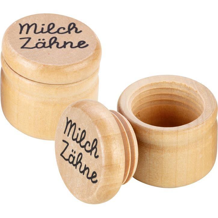 Goki Milchzahndose GK202 0+ Holz
