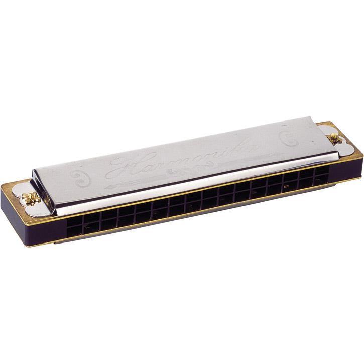 Goki Mundharmonika in Pappschachtel UC072 3+ Metall