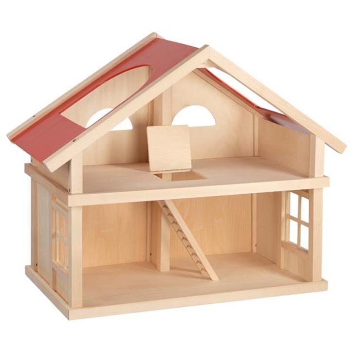 Goki Puppenhaus 2 Etagen 51961 3+ Holz