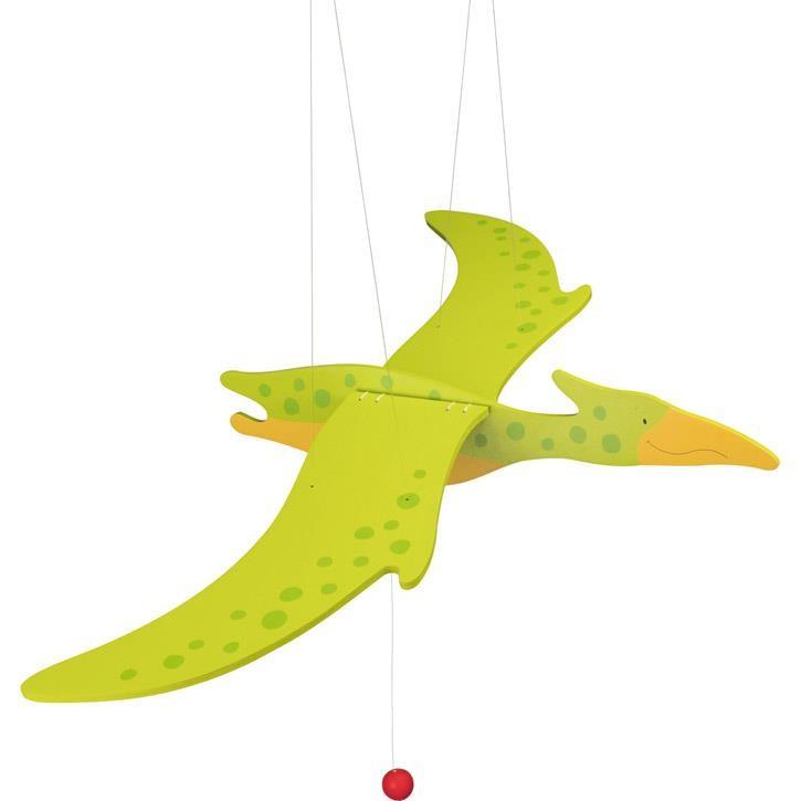 Goki Schwingtier Flugsaurier 52894 0+ Holz