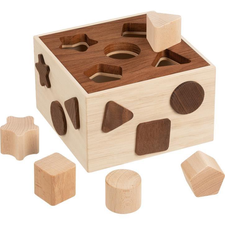 Goki Sort Box, goki nature 58566 1+ Holz