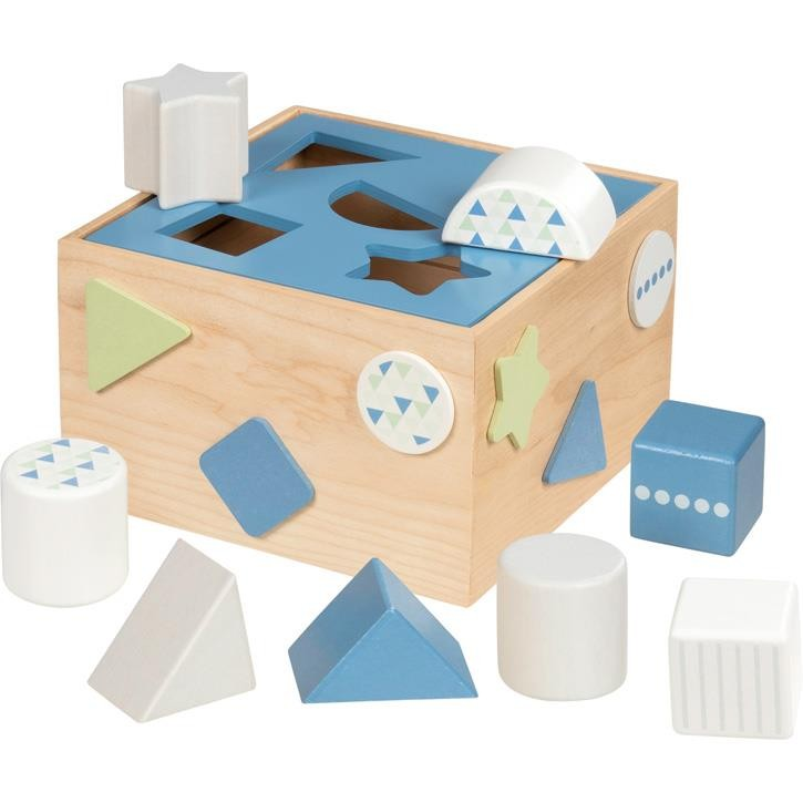 Goki Sort Box, Lifestyle Aqua 58463 1+ Holz