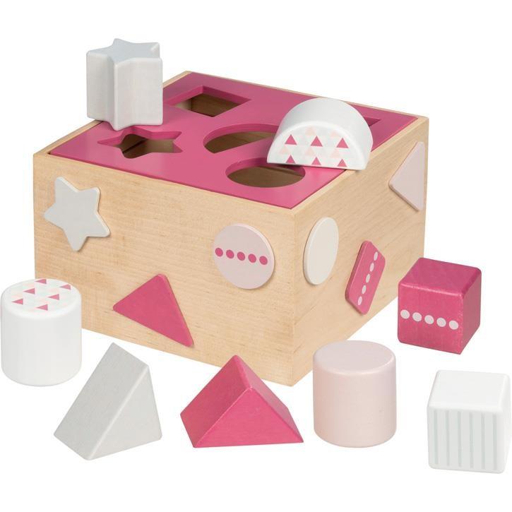 Goki Sort Box, Lifestyle Beere 58464 1+ Holz
