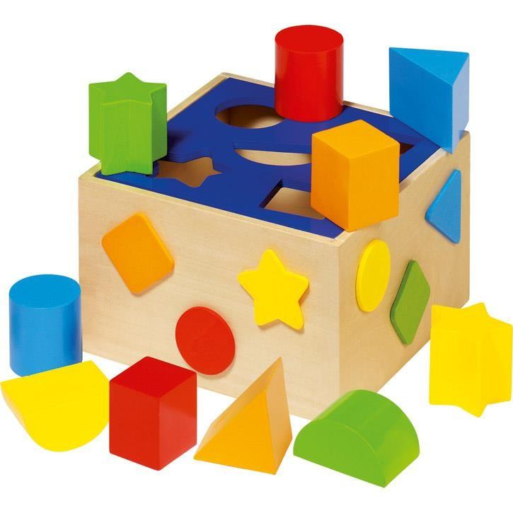 Goki Sort Box WM254 1+ Holz