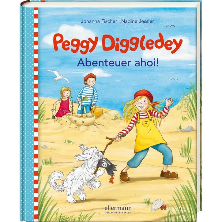Goki Vorlesebuch Peggy Diggledey - Abenteuer ahoi! 58787 5+ Papier