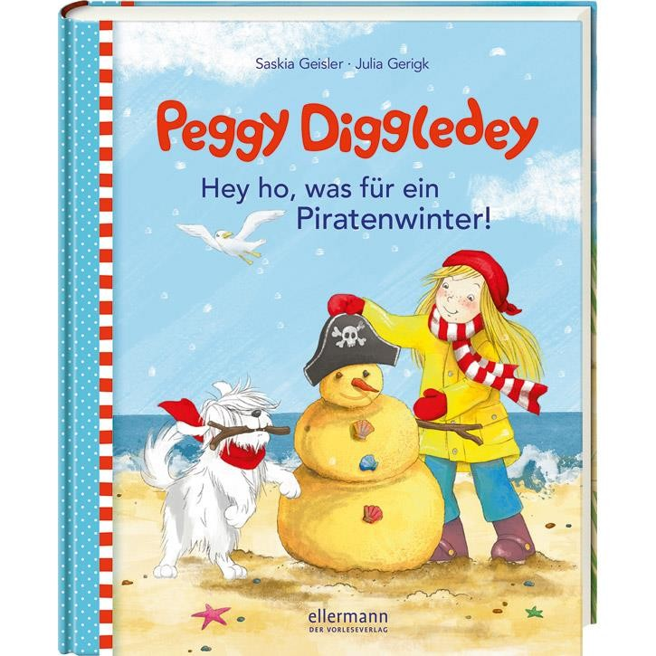Goki Vorlesebuch Peggy Diggledey - Hey ho, was für ein 58767 5+ Papier