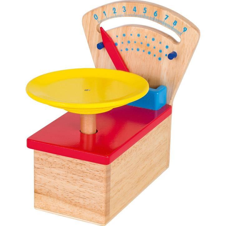 Goki Waage 51576 3+ Holz