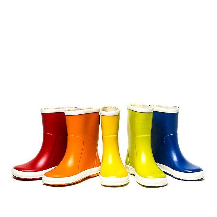 Grand Step Shoes Beppo Barfuss Gummistiefel für Kinder