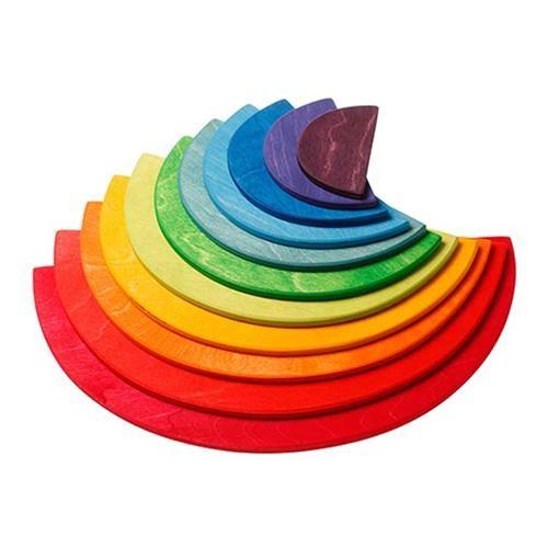 Grimms Große Regenbogen Halbkreise