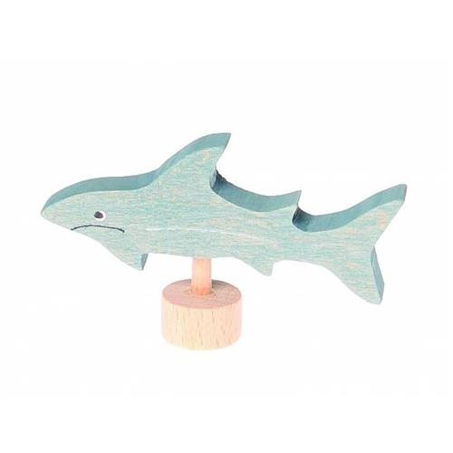 Grimms Steckfigur Hai