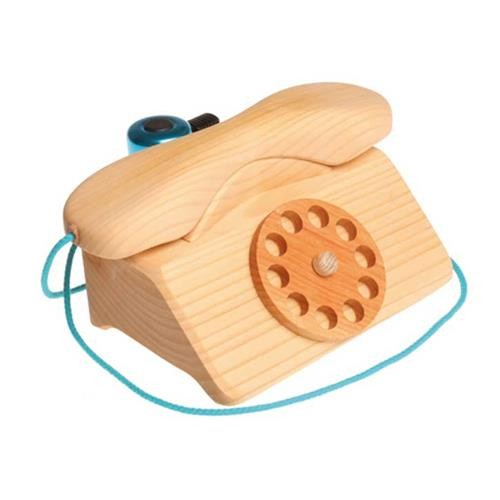 Grimms Telefon, mit Klingel