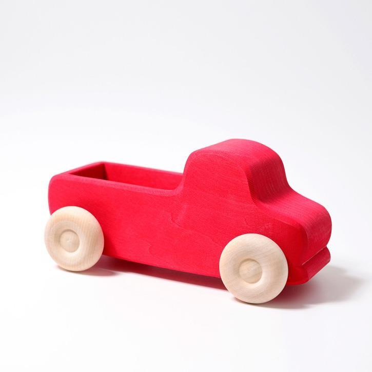 Grimms Großer Lastwagen, rot
