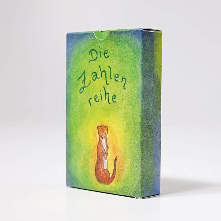Grimms Kartenspiel Zahlenreihe, 48 Blatt