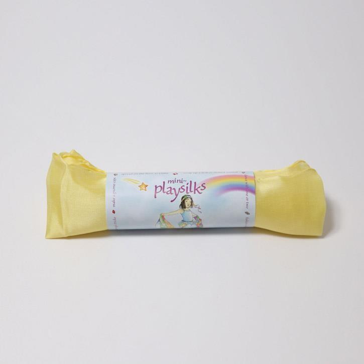 Grimms Kleine Spiel-Seide, gelb