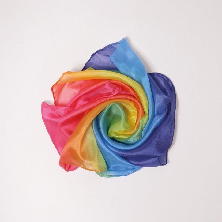 Grimms Kleine Spiel-Seide, Regenbogen